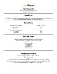 Resumee Example Resume Examples 15 Year Old 1 Resume Examples Resume Examples
