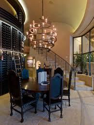 contemporary wine cellar mediterranean wine cellar