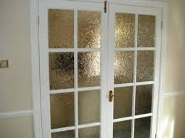 frosted glass panel interior door