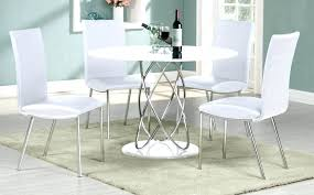 white round table and chairs uk white dining sets white dining table chairs simple small and