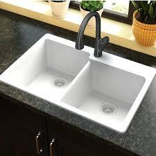 top mount kitchen sink installation single bowl stainless