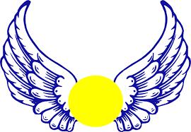hawk wing clipart. Modren Clipart Blue Hawk Wings Clipart 1 In Wing A