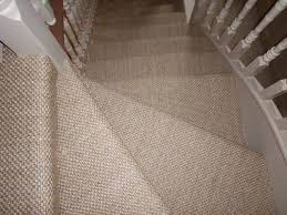 best carpet for stairs. Comely Staircase Decoration With Various Carpet Runner Width : Engaging Picture Of Light Beige Fabric Best For Stairs