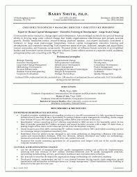 Executive Format Resume Template Jmckell Com