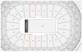 Bell Centre Concert Seating Chart Interactive Map