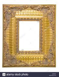 Gold Frame Border Stock Photos Gold Frame Border Stock Images Alamy
