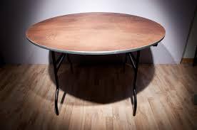 Ms Eventdesign Bankett Tisch Rund ø122cm Für 4 6 Personen