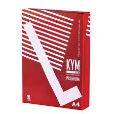<b>Бумага</b> офисная <b>KYM LUX PREMIUM</b>, А4, 80 г/м2, 500 л., марка А ...