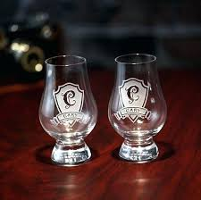 glass engraved personalized whisky scotch glasses custom crystal