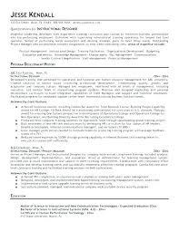 Sample Interior Design Resume Research Paper Literary Topic Labour ...