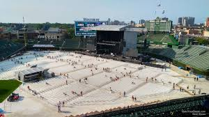 Wrigley Field Section 426 Concert Seating Rateyourseats Com