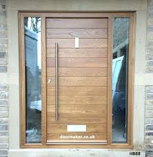 Modern Double Entry Doors Contemporary Double Front Entry Doors
