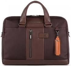Купить Сумка <b>Piquadro Brief</b> CA4440BR/<b>TM темно</b>-<b>коричневый</b> по ...