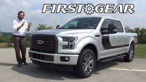 2017 Ford F-150 Lariat Sport Super Crew Cab FX4 Off Road - Review ...
