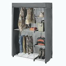 black double rod freestanding closet organizer by hold n storage on whitmor instructions