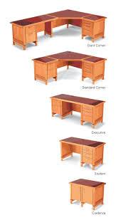 free decorating desk plans to build