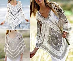 Free Crochet Poncho Patterns Gorgeous Crochet Poncho Free Pattern Best Ideas The WHOot