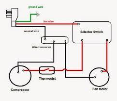a c unit wiring diagram wiring diagram