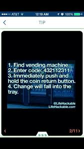 Vending Machine Hack Code Amazing Musely