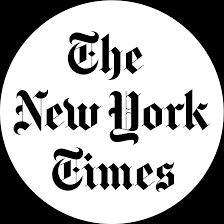 Nytimes Logo PNG Transparent Nytimes Logo.PNG Images. | PlusPNG