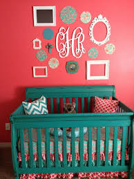 colored baby cribs best 25 painted ideas on rustic nursery wood 3