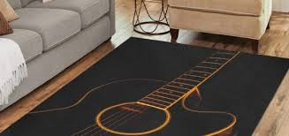 guitar carpets area rugs selection gifts for