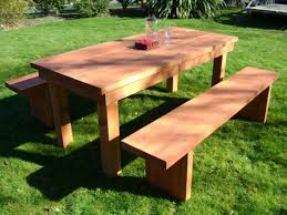 wooden outdoor furniture.  Outdoor Luxury Wooden Outdoor Table 4 White Garden And Chairs Wood For Outside  Furniture Patio Plans  Magnificent  Intended