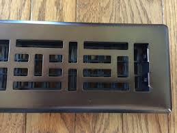 Decorative Return Air Vent Cover Antique Return Air Vent Filter Grille With Fixed Blades For Air Vent