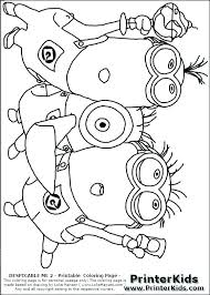 Santa Minion Coloring Pages Littledelhisfus