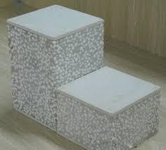 lightweight precast concrete eps cement sandwich wall panels