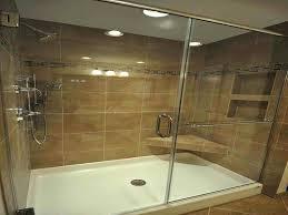 shower floor pan amazing fiberglass shower pan with installation the best idea 8 shower floor pan