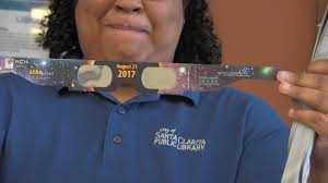 SCVTV.com   Around Town: Newhall Library Gives Free Solar Eclipse ...