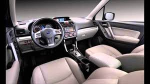 subaru forester interior. subaru forester 2016 car specifications and features interior youtube