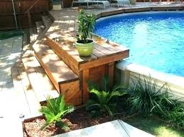 Image Design Ideas Above Ground Pool Decor Above Ground Pool Decor Above Ground Pools For Small Backyards Small Deck Easthillbaptistchurchorg Above Ground Pool Decor Livingbetterlivco
