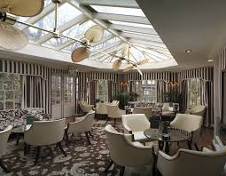 conservatory and garden at montague on the gardens restaurants in bloomsbury london