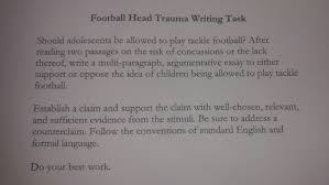 ah english ii mcphee argument outline steps 1 3 linked argument outlines steps 4 6 middot football head trauma writing task