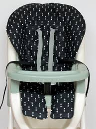 graco highchair pad baby accessory replacement cover nursery decor high chair cushion