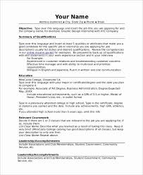 Example Of Combination Resumes What Is A Combination Resume Inspirational 35 Sample Resumes
