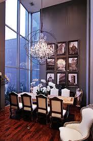 pleasant design chandelier for high ceiling living room wonderful