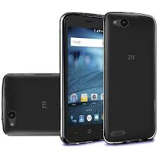 ZTE Avid 4G Case, by Insten TPU Gel ...