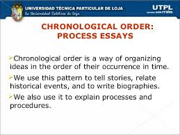 order essay chronological order process essays slideshare chronological chronological order process essays slideshare chronological