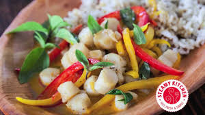Thai Seafood Curry Recipe • Steamy ...