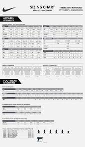 Nike Mens Shorts Size Chart Best Picture Of Chart Anyimage Org