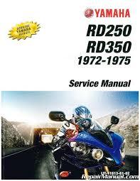yamaha rd 250 service manual free