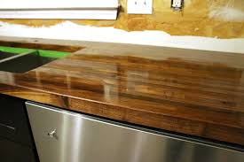 making wood countertop from plywood