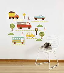 Petit Collage Wall Decal, by Land: Baby - Amazon.com