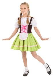 German girl halloween costume