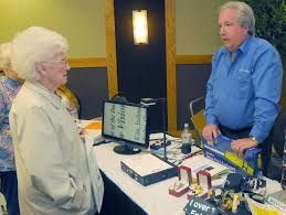 Vision Assistance Low Vision Assistance Showcased At Expo Local News