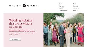 Wedding Website Templates Best Top Five Wedding Website Builders Updated For 28