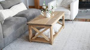 You will also love the $20 diy outdoor dining table and be sure to check out the other 25 easy diy outdoor. Farmhouse Coffee Table Beginner Under 40 Ana White